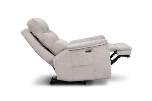 sillon-relax-manual-con-palanca-lateral-gris-090cordxl05