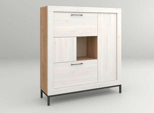 aparador-blanco-y-madera-con-patas-negras-opcionales-050gn710