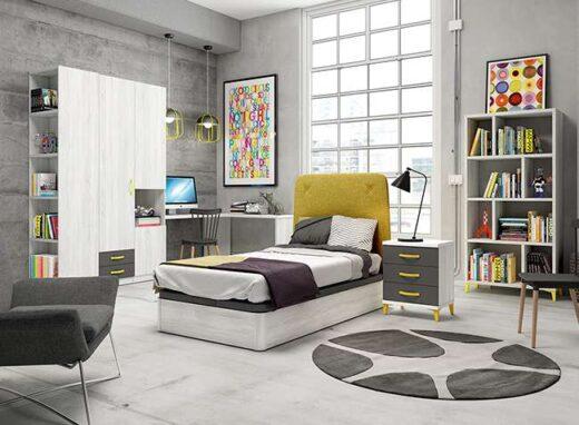 cabecero-cama-90-juvenil-tapizado-amarillo-076lide137