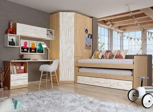 cama-nido-dormitorio-juvenil-compacto-cajones-076lide115