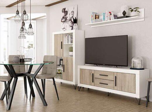 conjunto-salon-mueble-tv-y-vitrina-blanca-y-madera-076moon305
