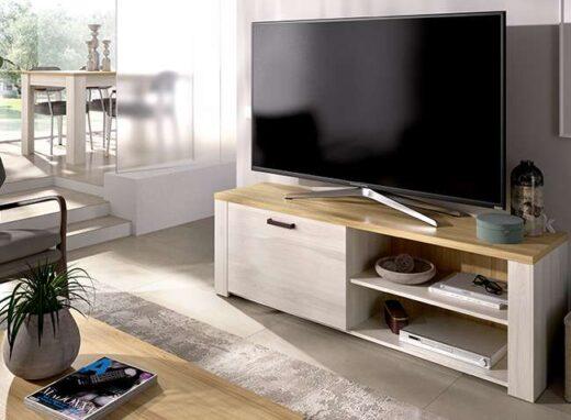 mueble-television-rustico-con-puerta-y-hueco-en-blanco-roto-y-madera-006dk5493058