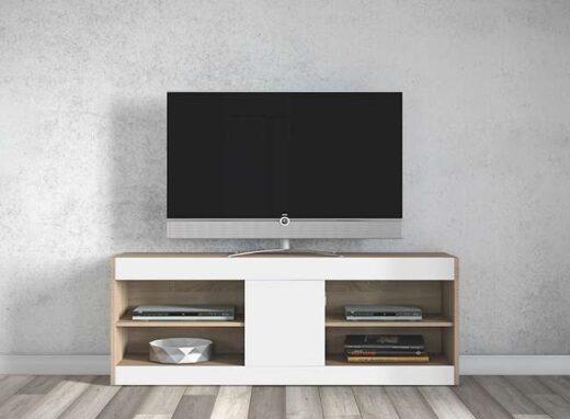 mueble-tv-alto-blanco-y-madera-con-puerta-central-241f2010