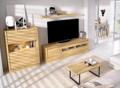 Muebles de salón modulares para televisión varios colores