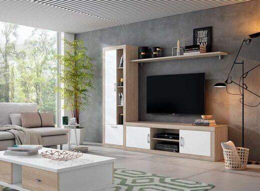 muebles-para-tv-blanco-y-madera-con-vitrina-y-estanteria-241amb04