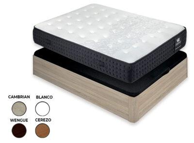 Pack canapé y colchón de 150x190cm en varios colores