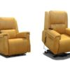 sillon-amarillo-relax-electrico-powerlift