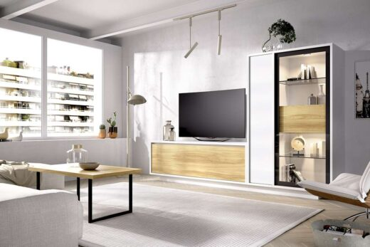 vitrina-cristal-salon-blanco-con-mueble-tv-de-madera-006duo02