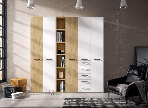armario-roble-y-blanco-6-puertas-con-cajones-y-estanteria-central-040cretat03
