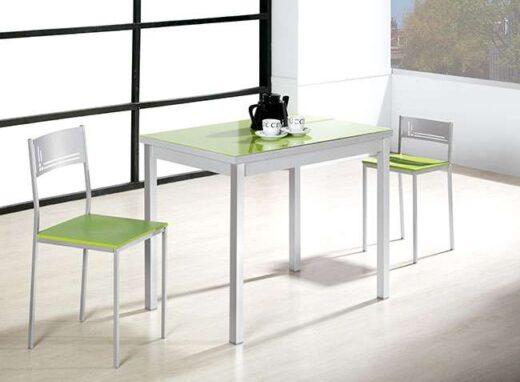 mesa-cocina-verde-extensible-dos-alas-032me51901