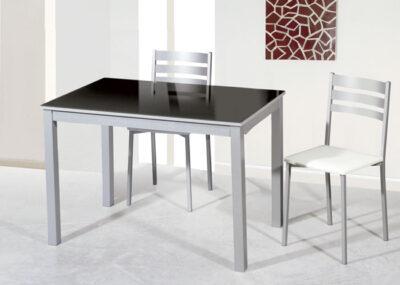 Mesa de cocina 100×60 extensible varios colores