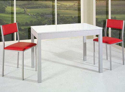 mesa-de-cocina-roja-extensible-032me90301