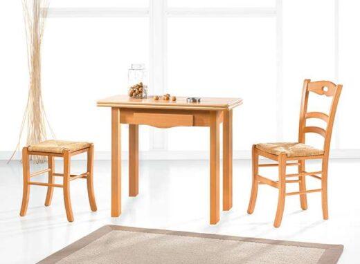 mesa-madera-rustica-cocina-con-cajon-para-cubiertos-032me302