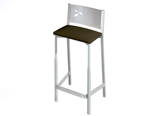 taburete-estrecho-de-aluminio-con-asiento-polipiel-032ta74302