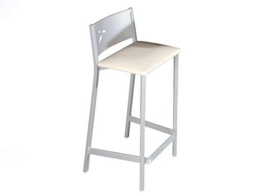 taburete-estrecho-de-aluminio-con-asiento-polipiel-032ta74303
