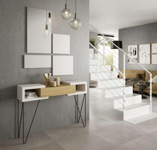 recibidores-originales-con-espejos-modernos-blanco-y-madera-615on40