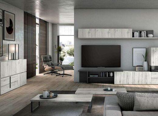 mueble-tv-300-cm-con-modulo-colgante-de-puerta-y-estante-116clc823