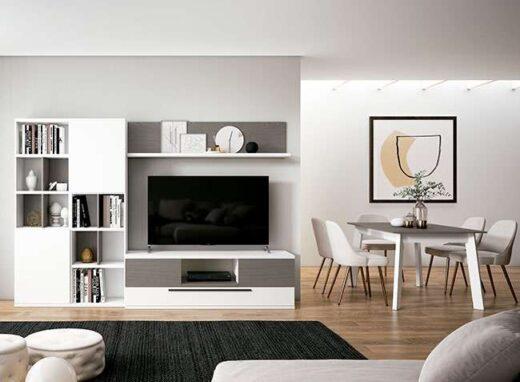 muebles-para-tv-en-blanco-con-estanteria-y-estante-colgante-040ve002